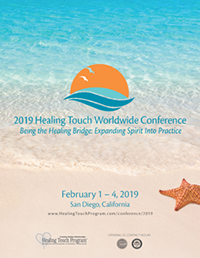 The 2019 Healing Touch Worldwide Conference Brochure