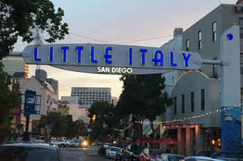 San Diego Little Italy